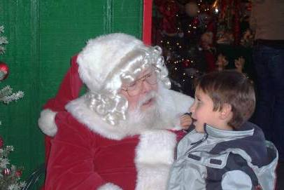 the entire family loves santa claus you will see him about the tree farm but especially at the sugarhaus make sure to bring your camera so you can take - Pictures With Santa Claus