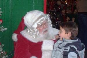 santa taking orders